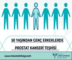 prostat kanserinden ölüm oranı